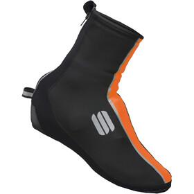 Sportful Reflex 2 Booties, black/orange sdr